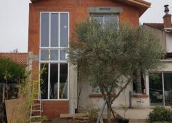 Rénovation - fixe blanc