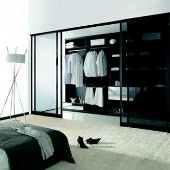 Dressing miroir suite parentale